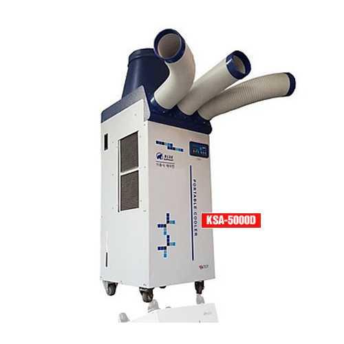 Điều hòa di động Blue Elephant KSA-5000D 2 ống