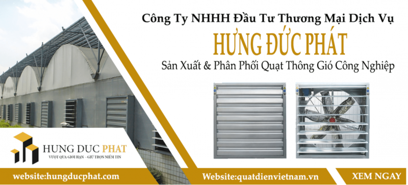 quat thong gio cong nghiep